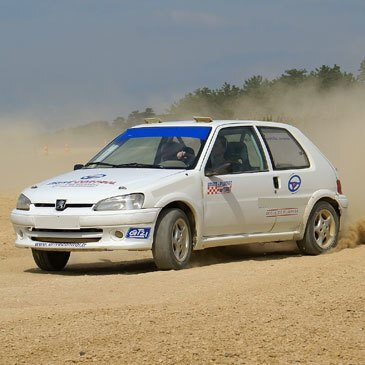 Circuit de Monteils, Gard (30) - Stage Pilotage Rallye