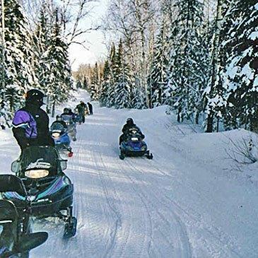 Scooter des neiges, département Alpes Maritimes