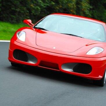Stage en Ferrari F430 F1 - Circuit de Mérignac