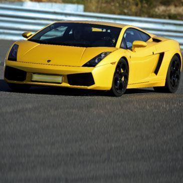 Stage en Lamborghini Gallardo - Circuit de Mérignac