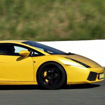 Stage de pilotage Lamborghini en région Aquitaine