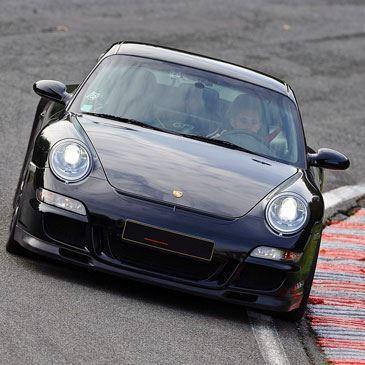 Stage en Porsche 997 Aérokit GT3 - Circuit de Mérignac