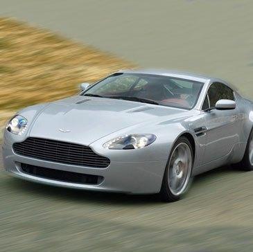 Stage Pilotage Aston Martin en région Aquitaine