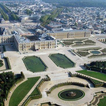 Baptême de l'air en ULM (Versailles)