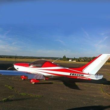 Pilotage ULM, département Yvelines