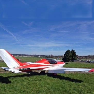 Pilotage ULM proche Saint-Cyr-l'École