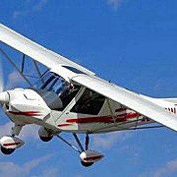Pilotage ULM Multi Axe (Grenoble)