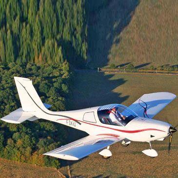 Pilotage ULM Multi Axe (Sarthe)