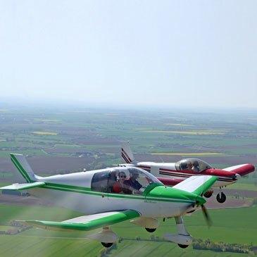 Pilotage ULM en région Pays-de-la-Loire