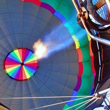 Aérodrome de Fribourg-Ecuvillens, Fribourg (FR) - Baptême de l'air montgolfière