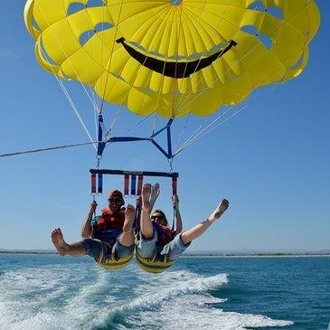 Parachute Ascensionnel à Palavas-les-Flots