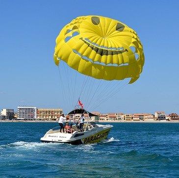 Parachute Ascensionnel, département Hérault
