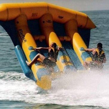 Jeux nautiques en région Languedoc-Roussillon