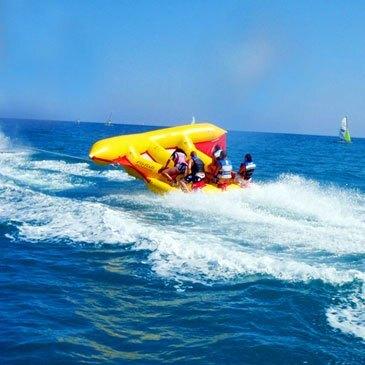 Jeux nautiques, département Alpes Maritimes