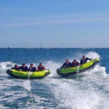Jeux nautiques, département Loire Atlantique