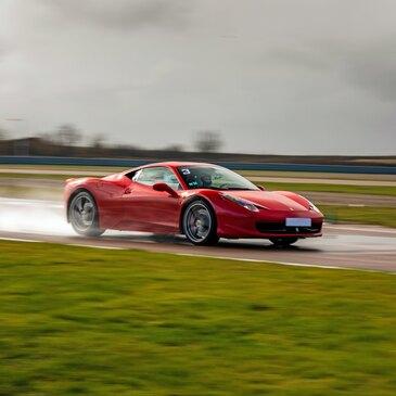 Stage de pilotage Ferrari, département Seine et marne