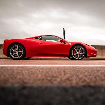 Stage de pilotage Ferrari proche Circuit de la Ferté Gaucher