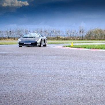 Stage de pilotage Lamborghini, département Seine et marne