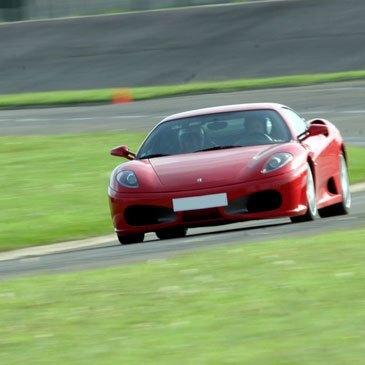 Stage Pilotage Ferrari, département Bouches du Rhône