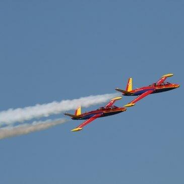 Vol avion de chasse proche Aérodrome de Melun Villaroche, à 40 min de Paris
