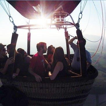 Baptême de l'air montgolfière, département Berne