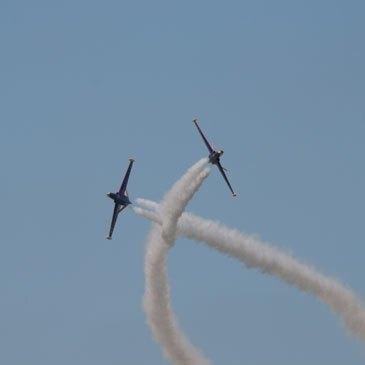 Vol avion de chasse en région Bretagne