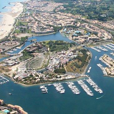 Sauvian, à 10 min de Béziers, Hérault (34) - Baptême de l'air hélicoptère