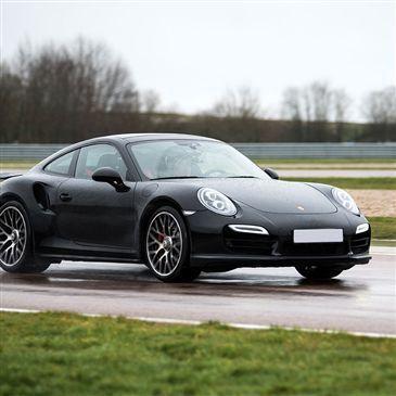 Stage en Porsche 991 Turbo - Circuit de Fontange