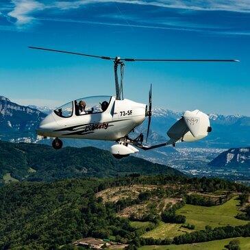 Aéroport de Grenoble-Isère, Isère (38) - Pilotage ULM