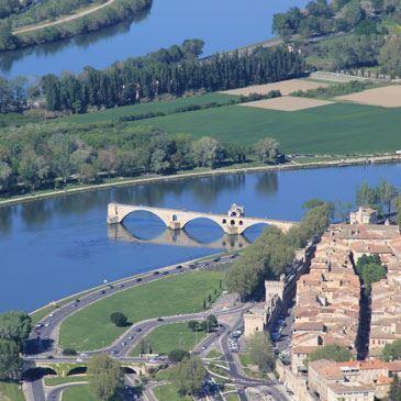 Baptême de l'air en ULM (Avignon)