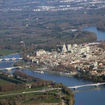 Aéroport d'Avignon-Provence, Vaucluse (84) - Baptême en ULM et Autogire