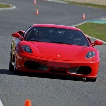 Stage en Ferrari F430 sur le Circuit du Luc