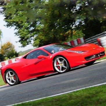 Stage de pilotage Ferrari, département Var