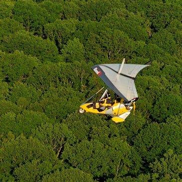 Pilotage ULM en région Ile-de-France