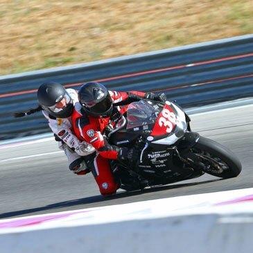 Circuit de Lédenon, Gard (30) - Baptême Moto sur Circuit