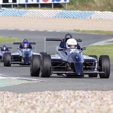 Stage en Formule Renault - Circuit de Lohéac