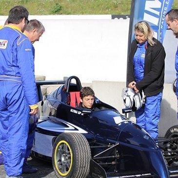 Stage de pilotage Formule Renault, département Ille et vilaine