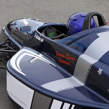 Rennes - Circuit de Lohéac, Ille et vilaine (35) - Stage de pilotage Formule Renault
