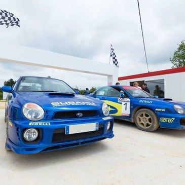 Baptême de Drift en Subaru - Circuit Terre de Bordeaux-Minzac