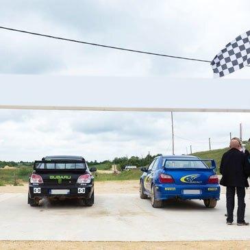 Circuit Terre de Bordeaux-Minzac, Dordogne (24) - Baptême Rallye et Glisse