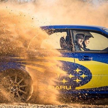 Stage Rallye en Subaru - Circuit de Bordeaux-Minzac