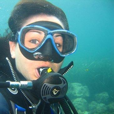 Baptême de plongée  proche Antibes