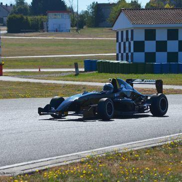 Stage Formule Renault - Baptême F1 Circuit Grand Prix