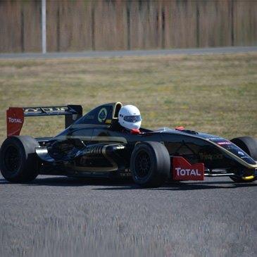 Stage de pilotage Formule Renault, département Nièvre