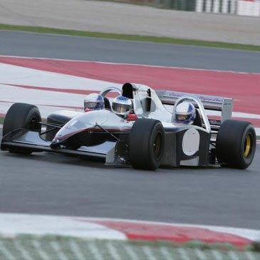 Stage Formule Renault - Baptême F1