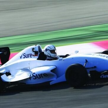 Stage de pilotage Formule Renault, département Côte d'or