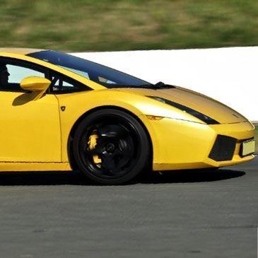 Stage en Lamborghini LP560 - Circuit de Croix-en-Ternois
