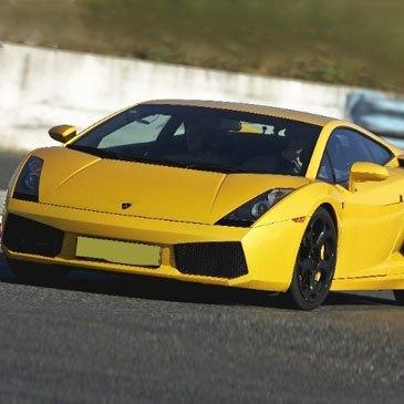 Stage de pilotage Lamborghini en région Picardie