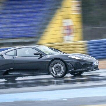 Stage pilotage sur route - Ferrari F430 Scuderia Le Havre