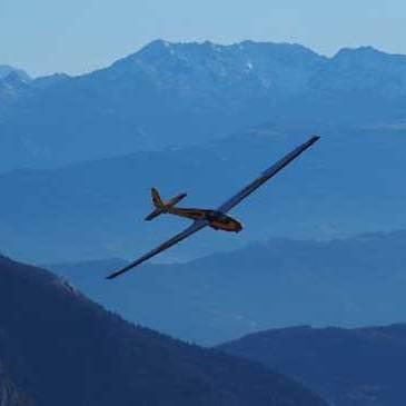 Challes-les-eaux, Savoie (73) - Baptême de l'air en Planeur